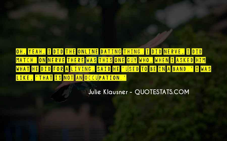 Klausner Quotes #1676455