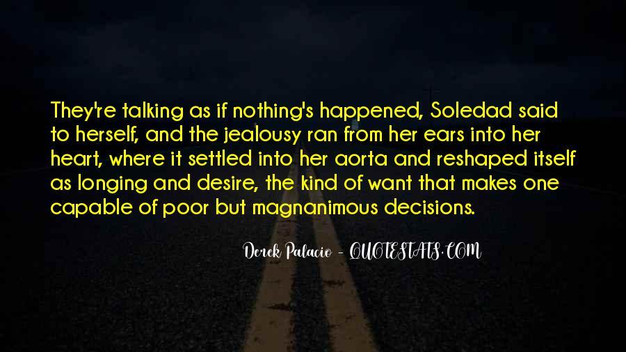 Quotes About Soledad #1182453