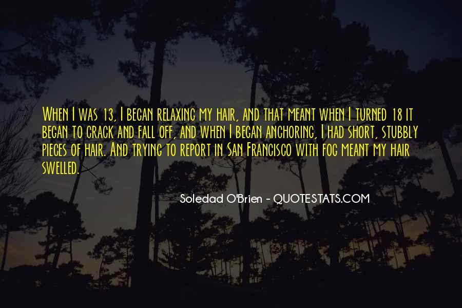 Quotes About Soledad #1182681