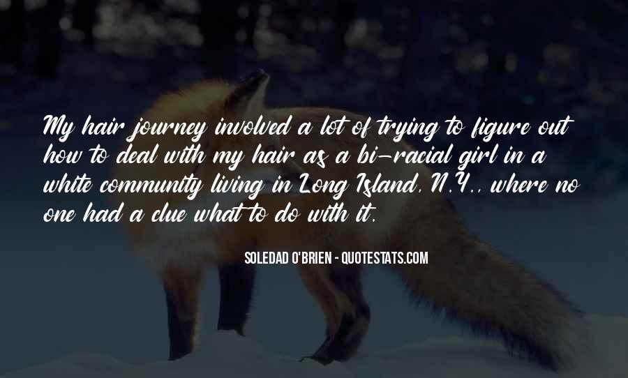 Quotes About Soledad #1221648