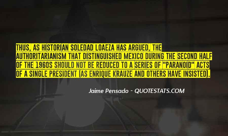 Quotes About Soledad #1871125