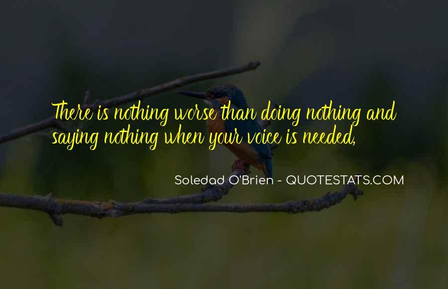 Quotes About Soledad #261109