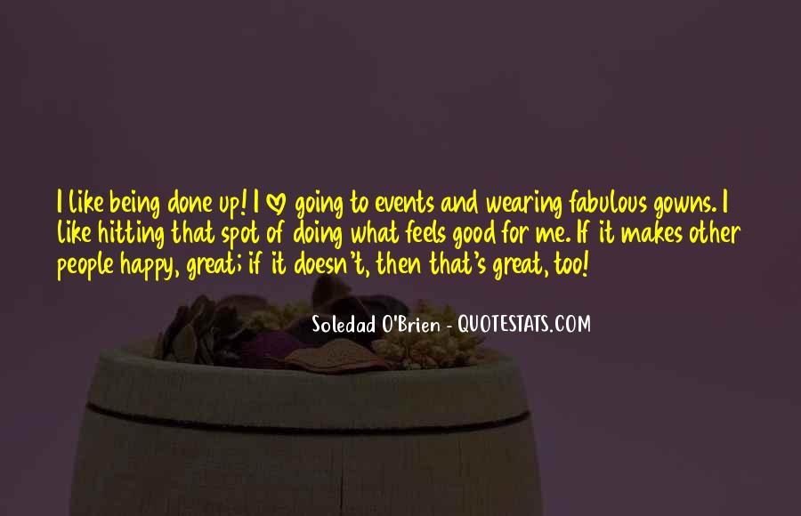 Quotes About Soledad #305387