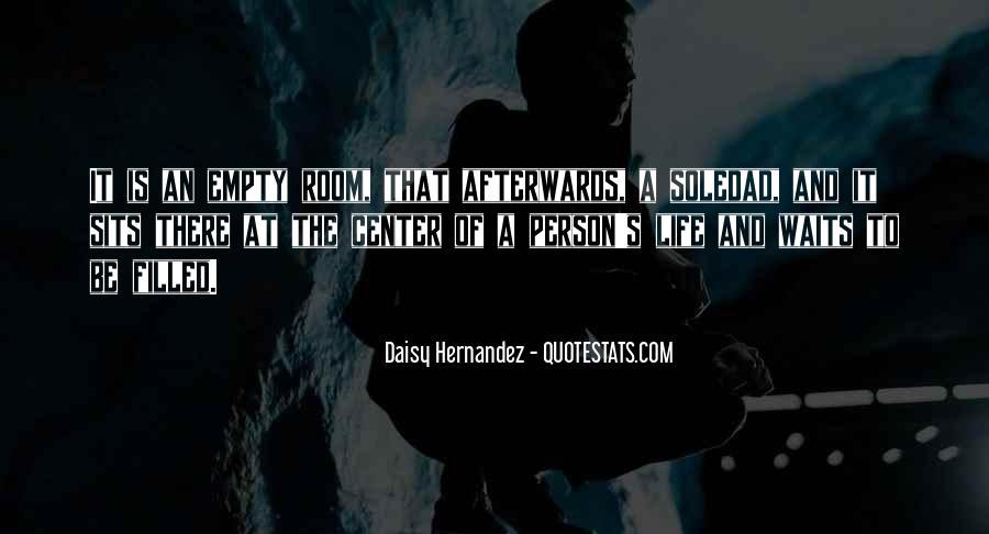 Quotes About Soledad #322520