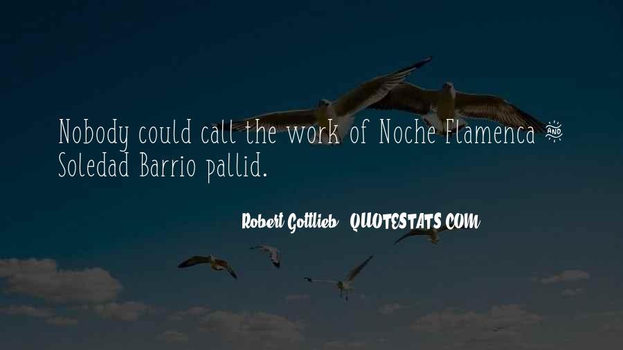 Quotes About Soledad #468314
