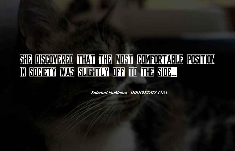 Quotes About Soledad #502206