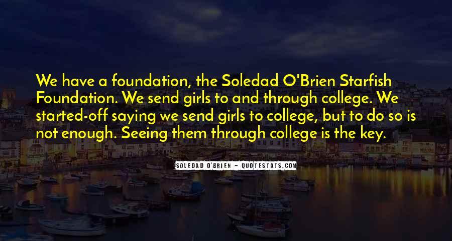 Quotes About Soledad #840195