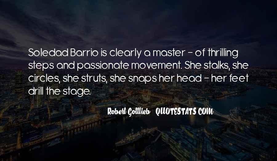 Quotes About Soledad #855854