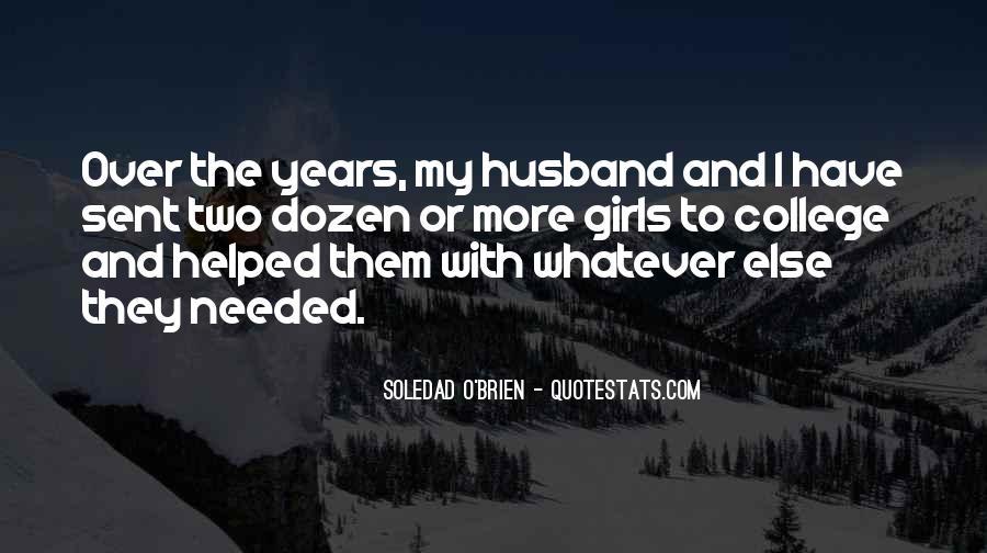 Quotes About Soledad #875968