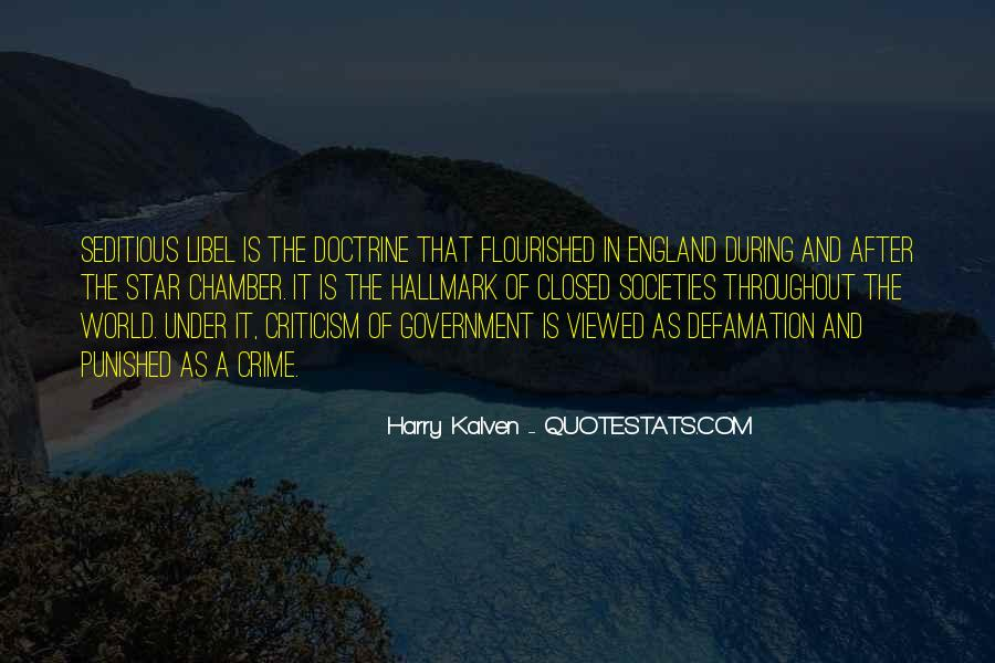 Quotes About Defamation #1792059