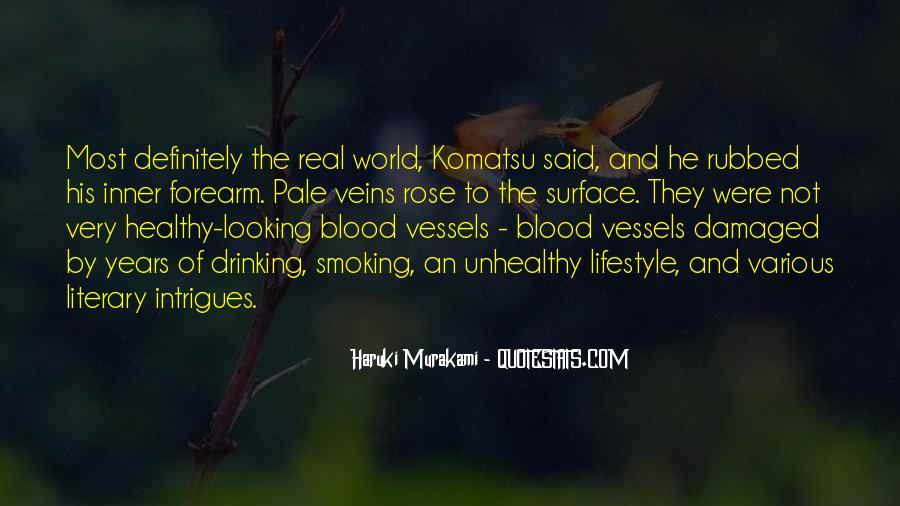 Komatsu's Quotes #1746337