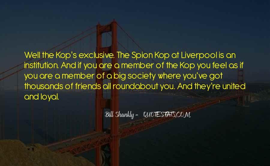 Kop's Quotes #111164
