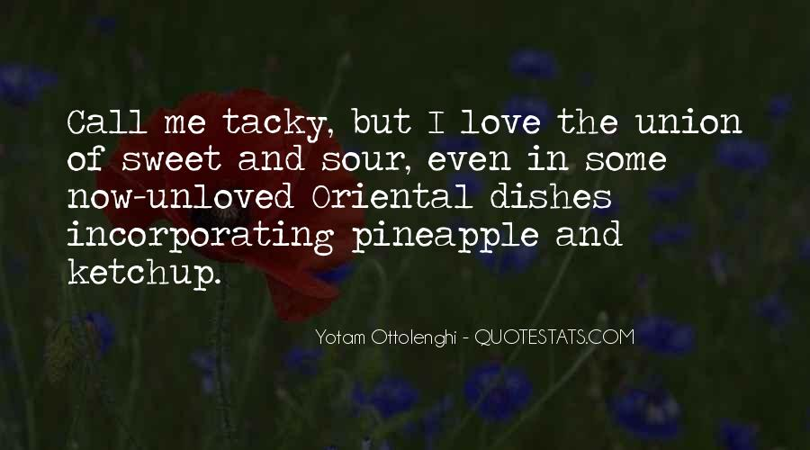 Quotes About Love Gone Sour #148907