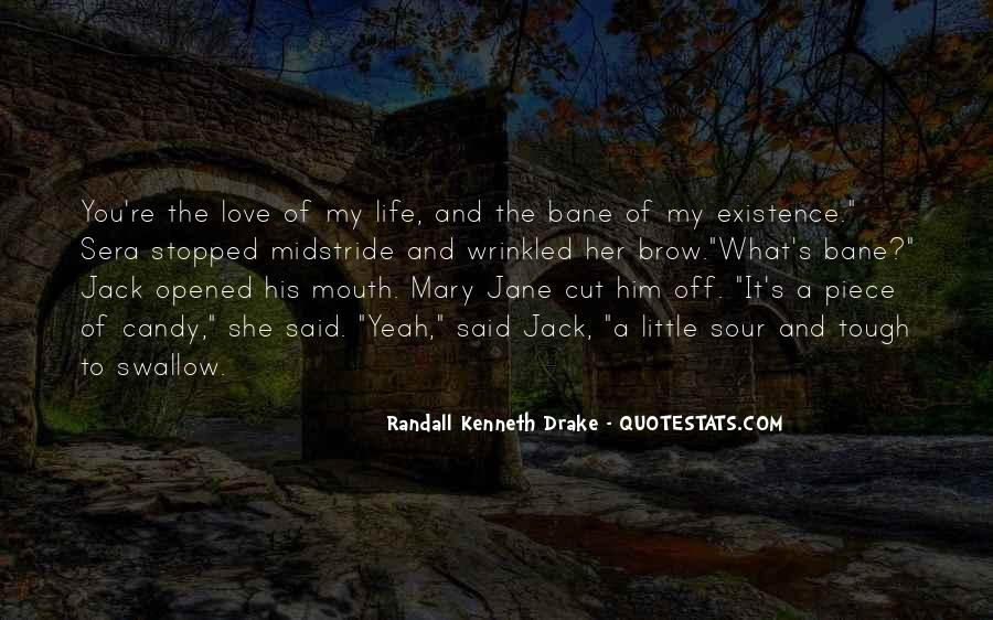 Quotes About Love Gone Sour #1618553