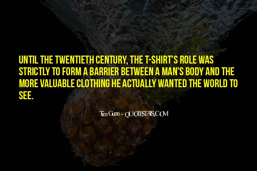 Quotes About T Shirt #31850