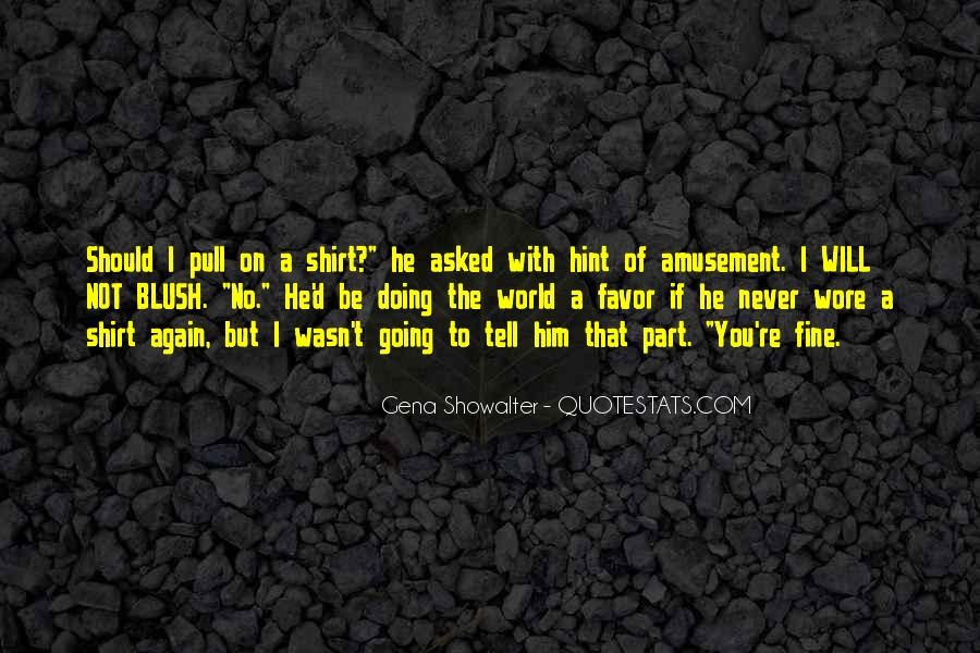 Quotes About T Shirt #70130