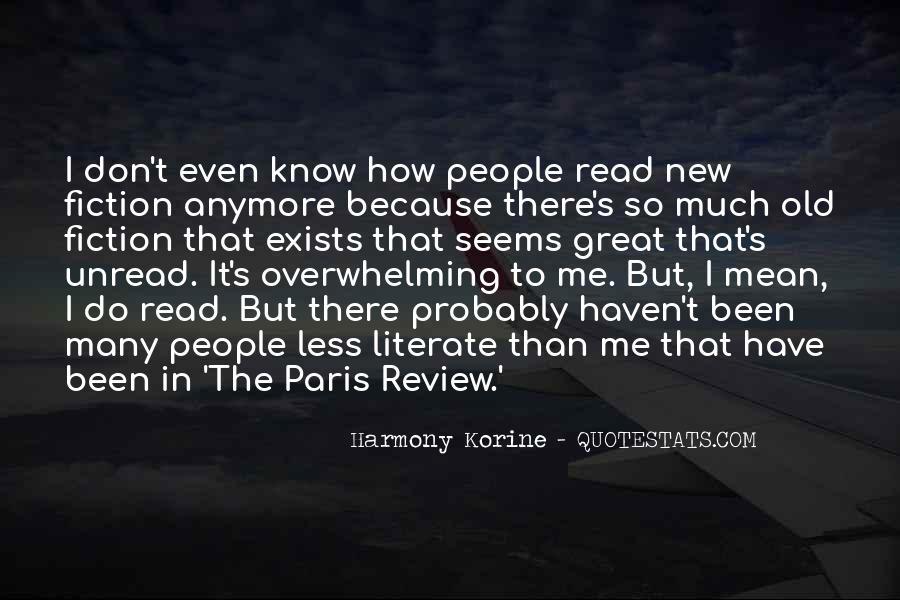 Korine's Quotes #1042445