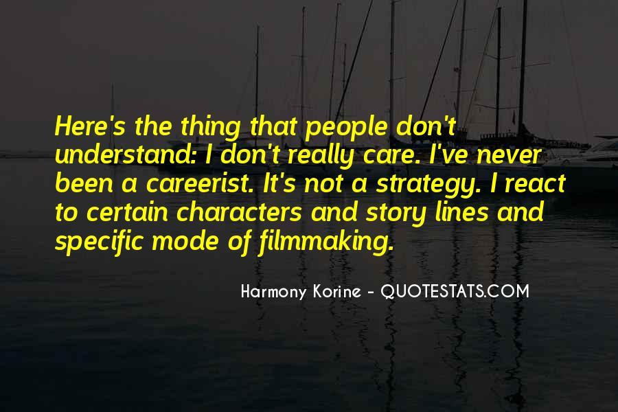 Korine's Quotes #1098722