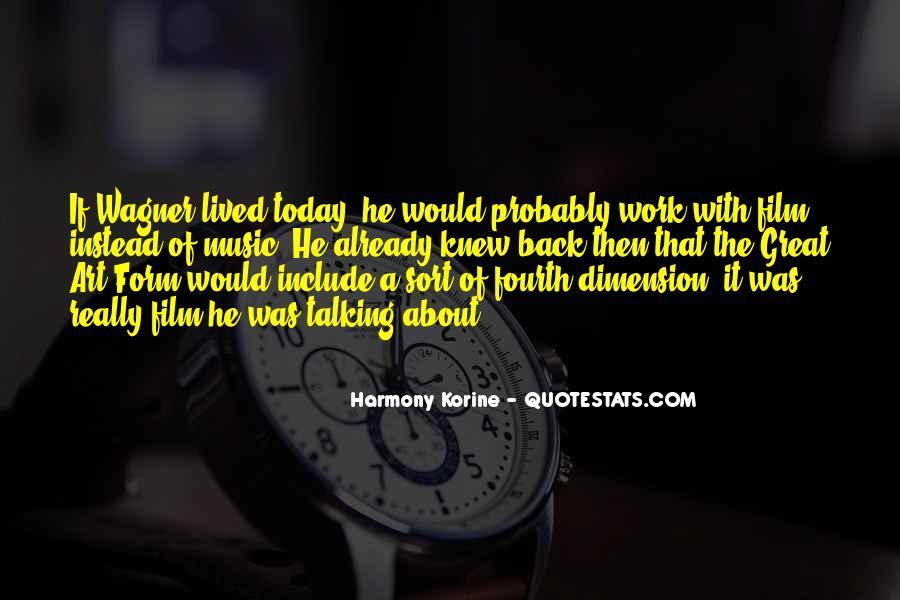 Korine's Quotes #1140950