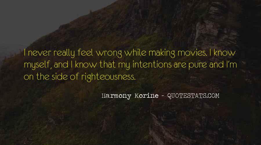 Korine's Quotes #1380662