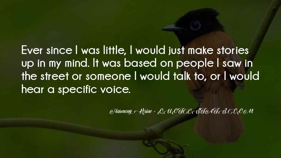 Korine's Quotes #1388267