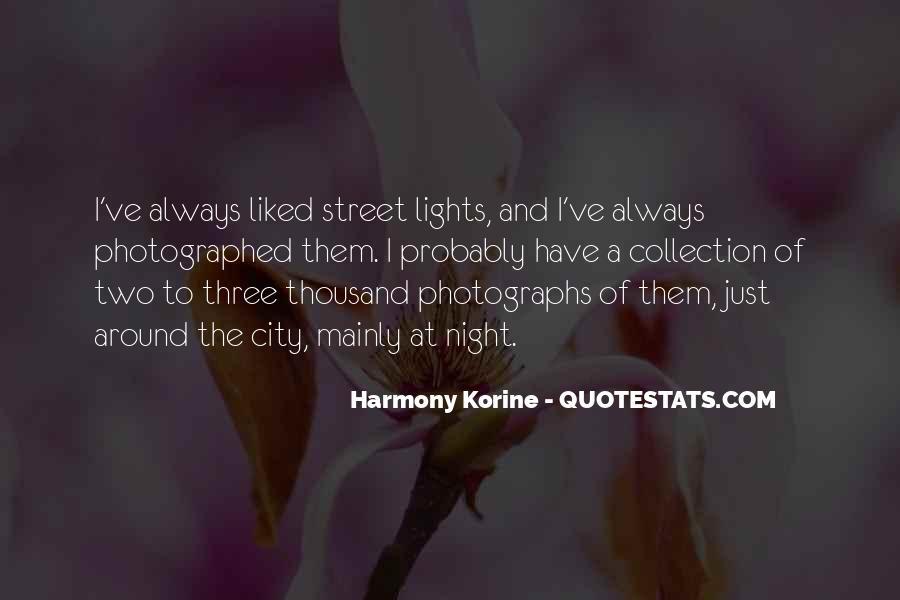 Korine's Quotes #1551501