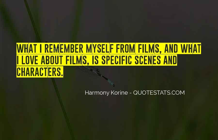 Korine's Quotes #1575378
