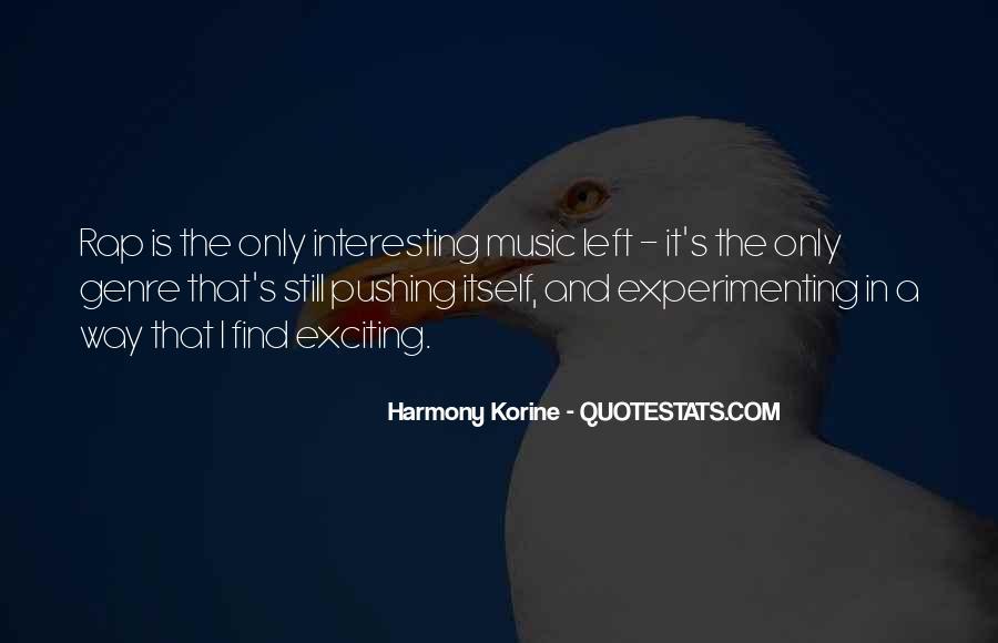 Korine's Quotes #1725503