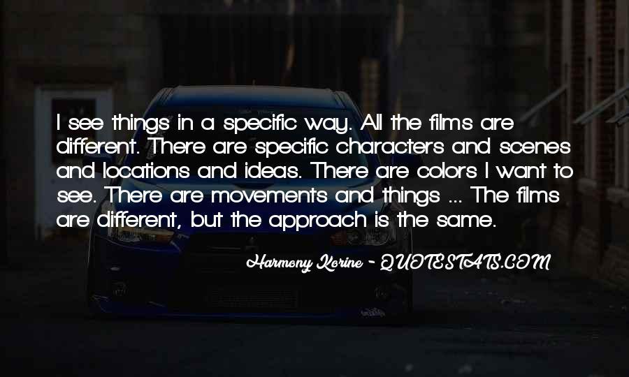 Korine's Quotes #651557