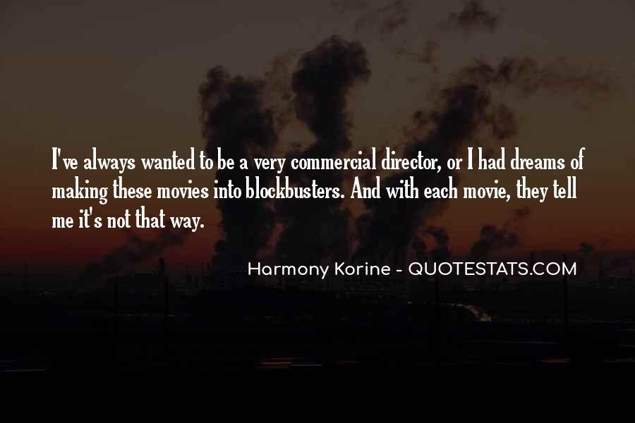 Korine's Quotes #916609