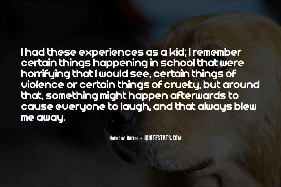Korine's Quotes #994133