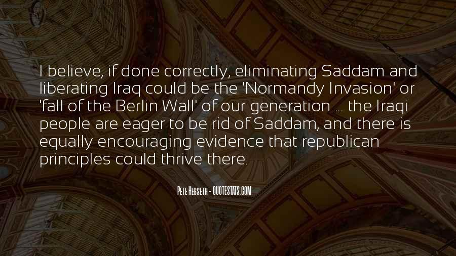 Quotes About The Invasion Of Normandy #1724976