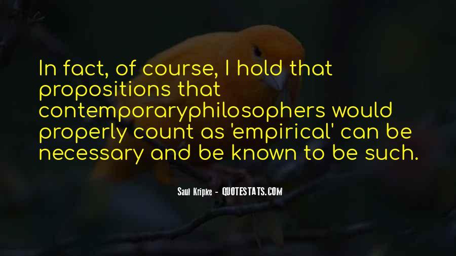 Kripke Quotes #1254286