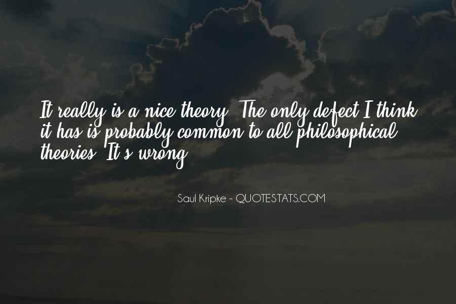 Kripke Quotes #575955