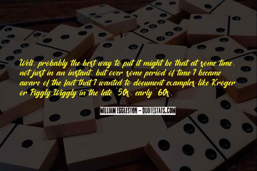 Kroger's Quotes #53919