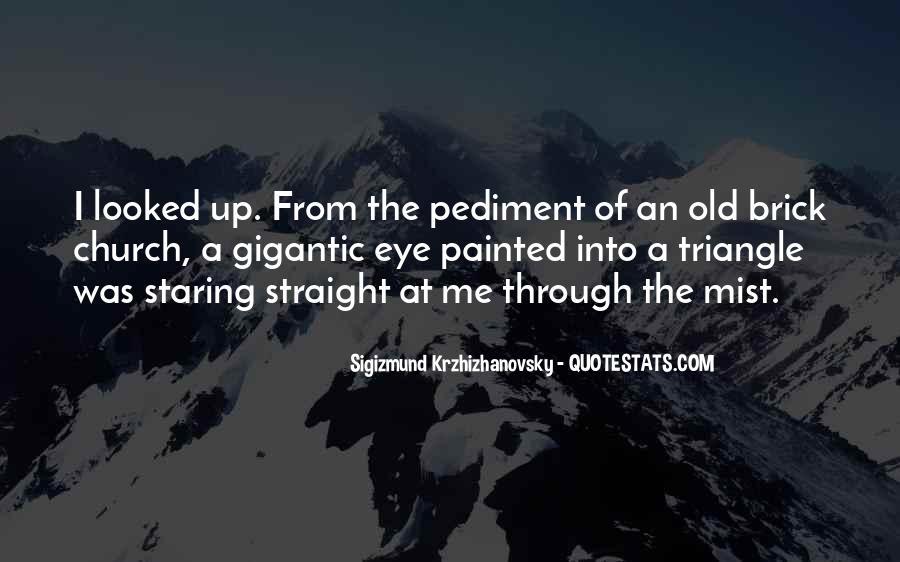 Krzhizhanovsky's Quotes #132040