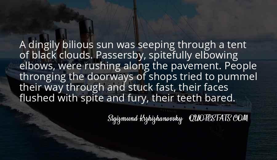 Krzhizhanovsky's Quotes #269206