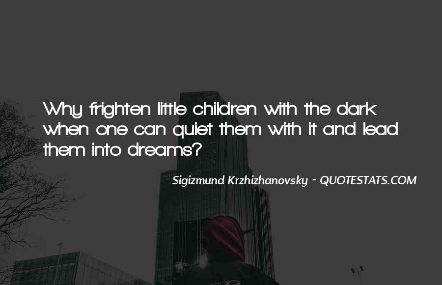 Krzhizhanovsky's Quotes #573048