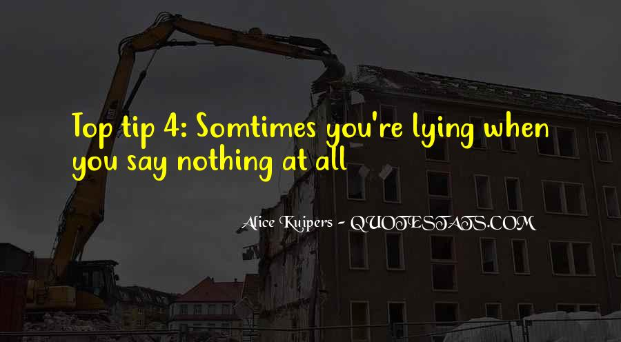 Kuipers Quotes #1783786