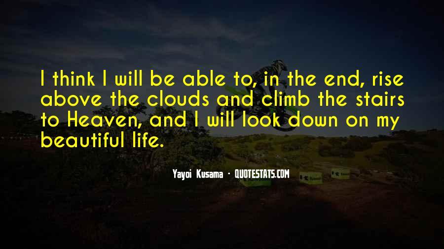 Kusama's Quotes #1040964