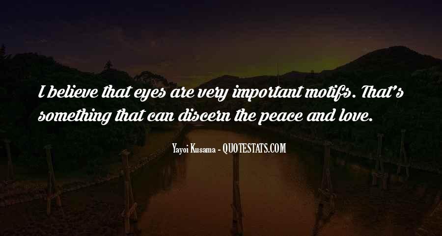Kusama's Quotes #1058357