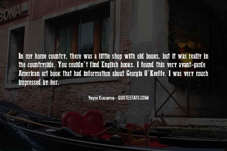 Kusama's Quotes #1111435