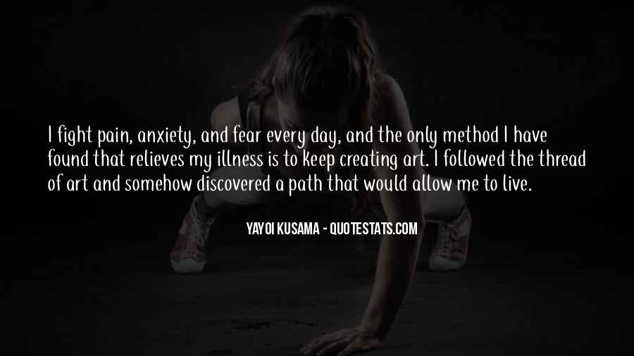 Kusama's Quotes #1257397