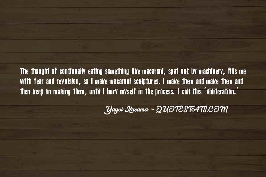 Kusama's Quotes #515599