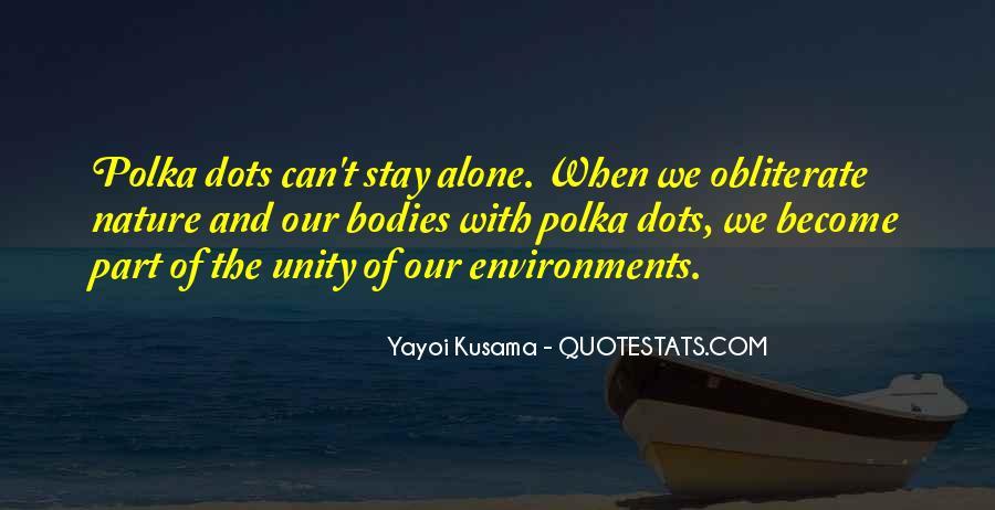 Kusama's Quotes #81430