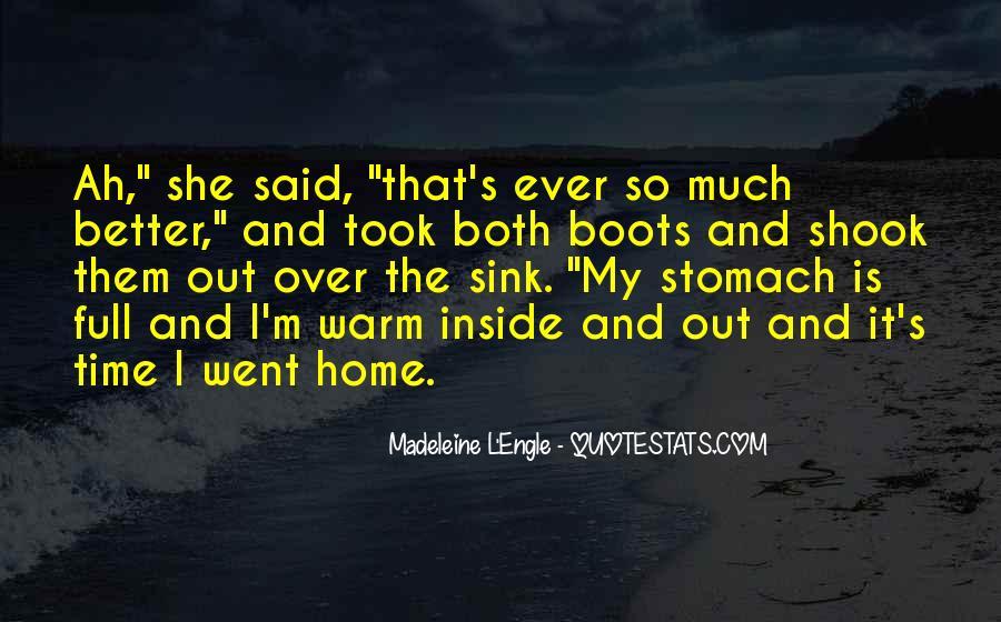 L'embarras Quotes #4746