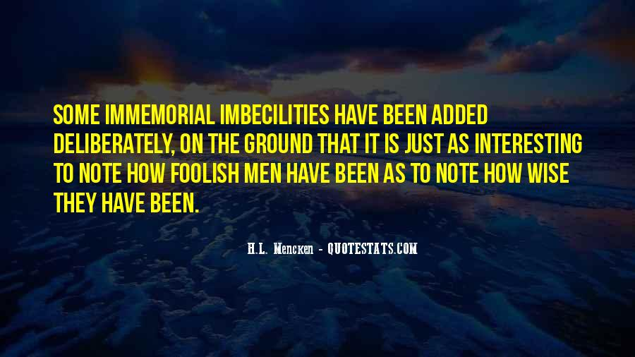 L'embarras Quotes #6110