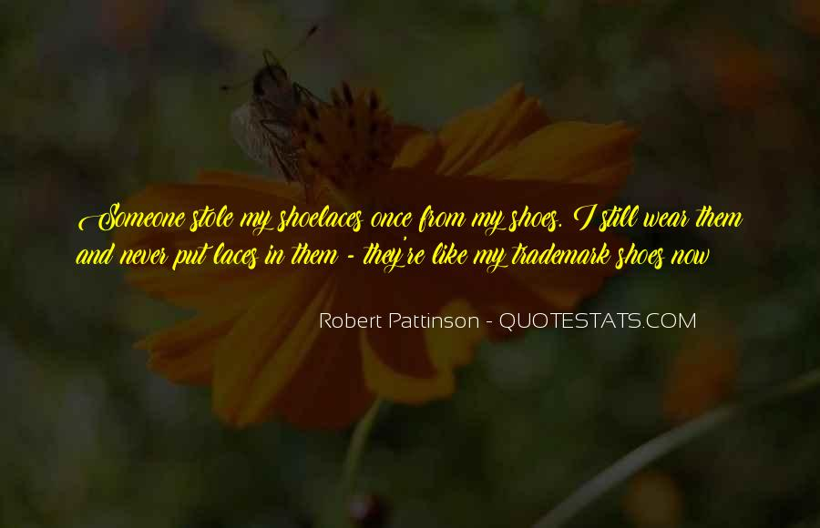 Laces Quotes #1049481