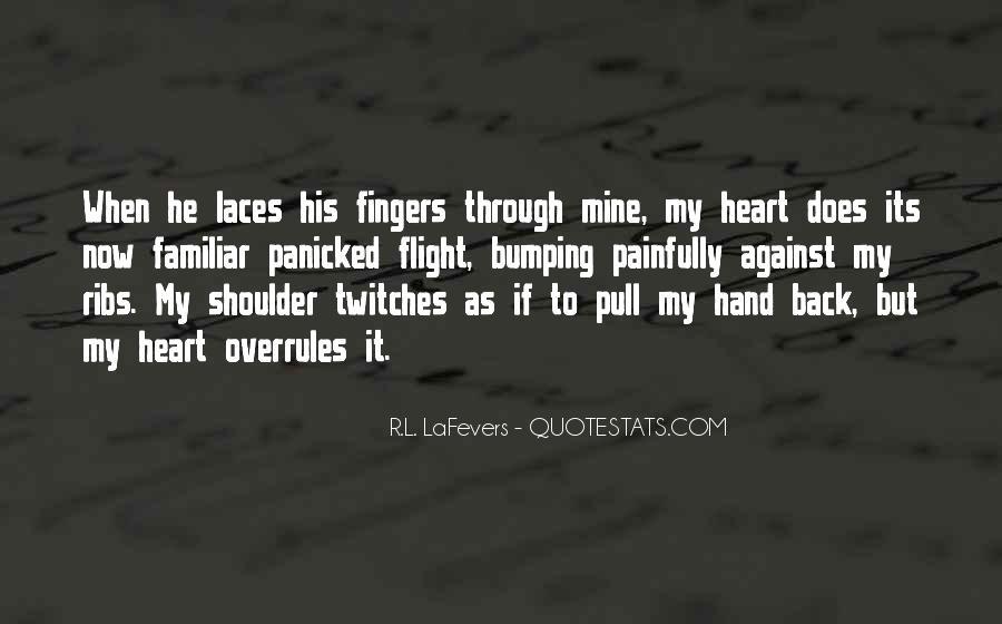 Laces Quotes #1697494