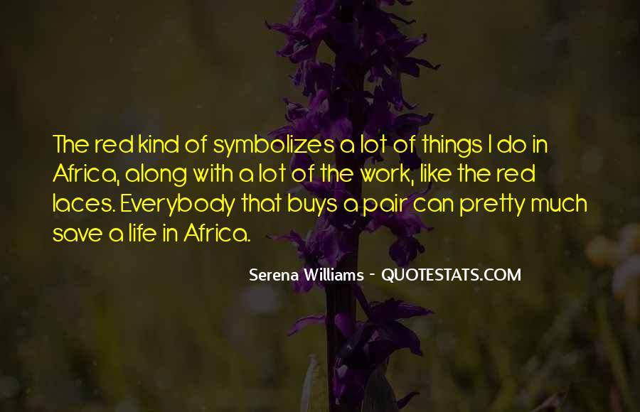 Laces Quotes #527715